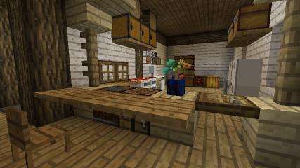 Mine Craft Tables