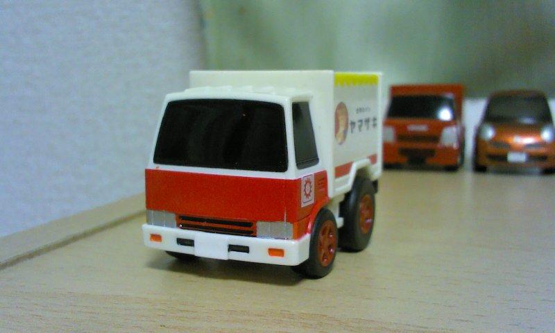 チョロQ トラック00