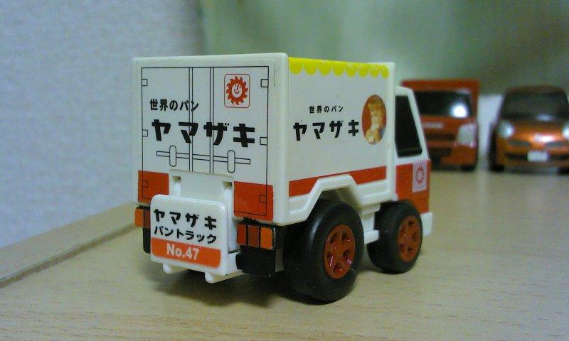 チョロQ トラック01
