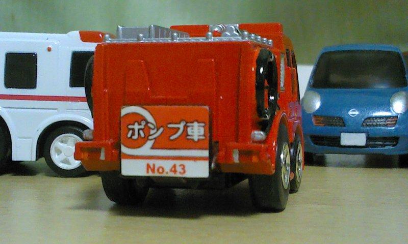 チョロQ クルージングレンジャー01