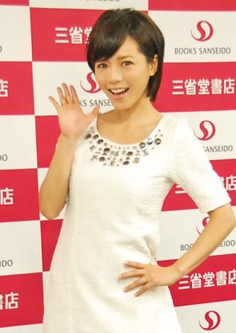【芸能】釈由美子「ボディは無修正」 美容ブック発売に喜び