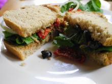 バリブッダ サンドイッチ1