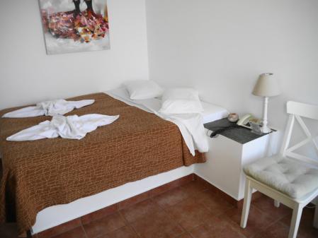 オデッセウスホテル 室内