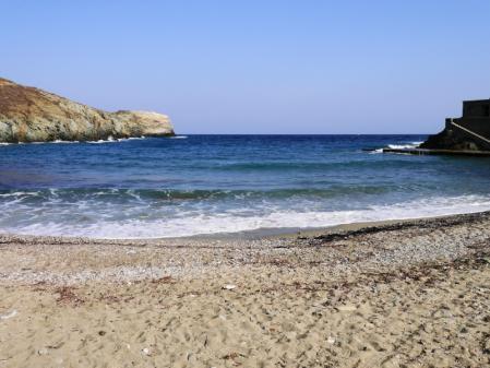 フォレガンドロス アギオジョージスビーチ