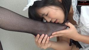 メイド奴隷のレズ全身舐め奉仕/高沢沙耶&棗レイラ