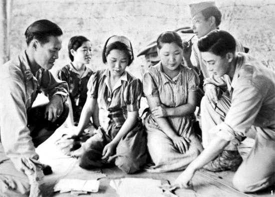 朝鮮人慰安婦1