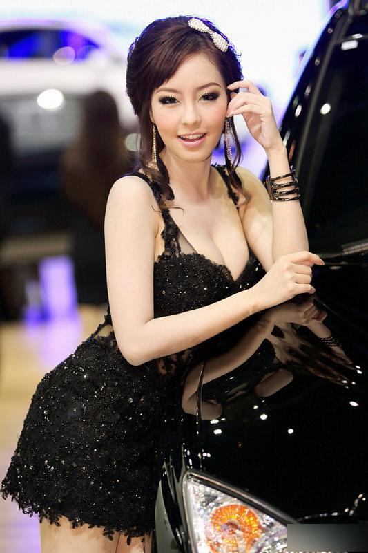 タイのモーターショー1