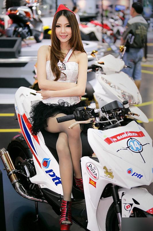 タイのモーターショー3