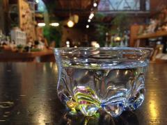 グラス側面