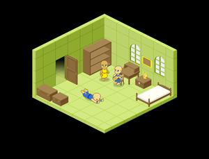 第1章・アロンの部屋 のその後