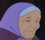 ペーターおばあさん