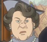 ルース叔母