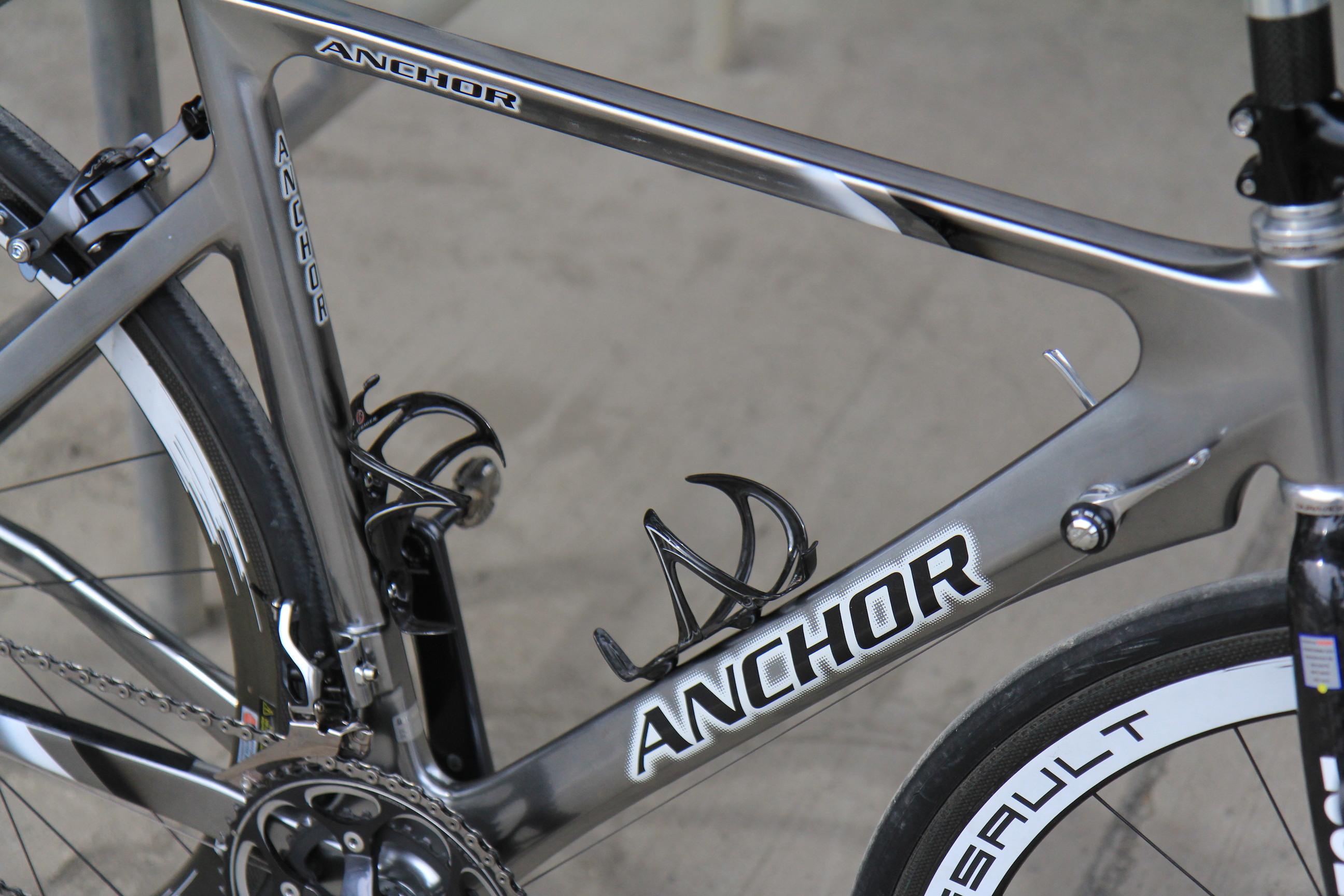 自転車の 自転車 プロチーム 機材 : ANCHOR アンカー RCP 組んでみた ...