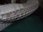 帆船骨組み