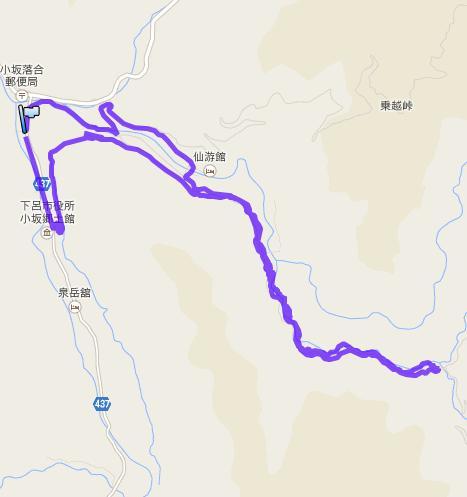 第14回下呂里山ツーデーウォーク・1日目