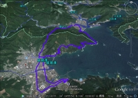 第10回おわせ海・山ツーデーウォーク(GE)・2日目