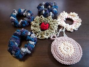 編み物完成品131010