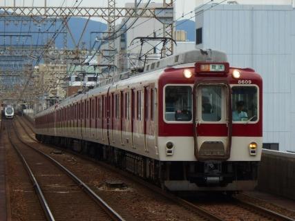 ある日の近鉄奈良線を撮ってみる