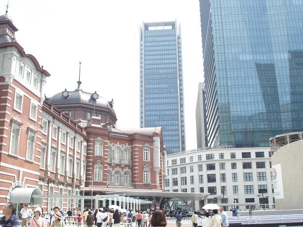 2013.6.22 東京駅前1