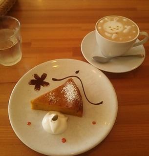 café picnic