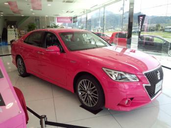 20130416ピンクのクラウン~♪