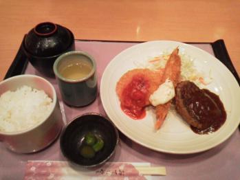 20130612晩ご飯パパさん