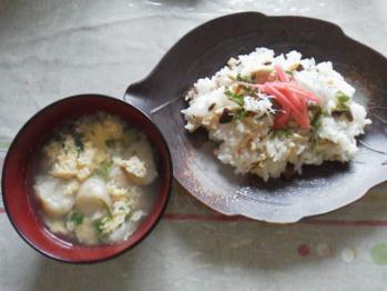 20130615バラ寿司