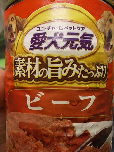 Dog food 20131119