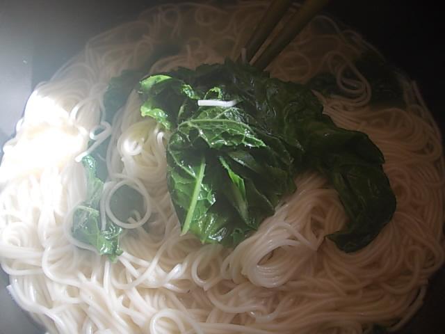 Noodle soup 20131121