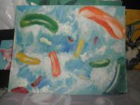 油絵作品2