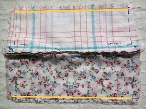 布縫い付け⑥