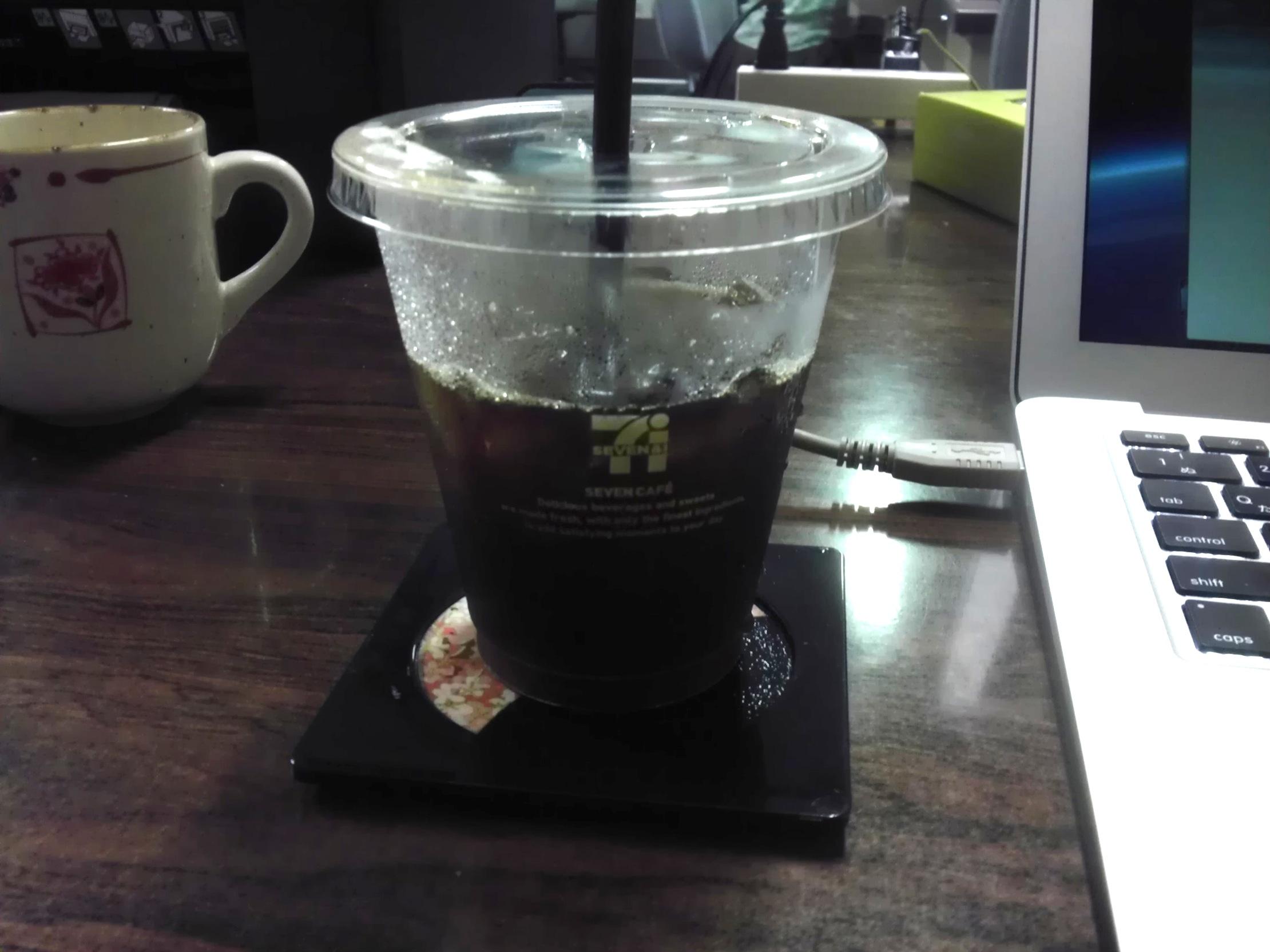7−11コーヒー