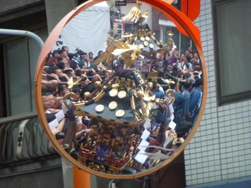 三基神輿鏡