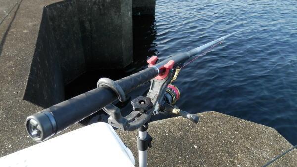6:30 釣り開始 ^^