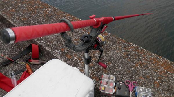 6:45 釣り開始