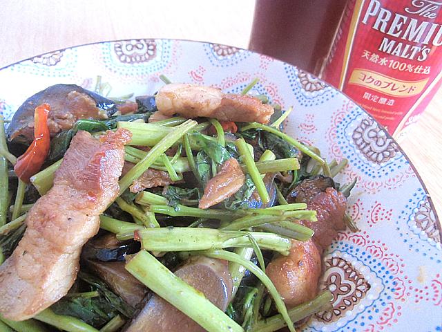 9-青菜回鍋肉