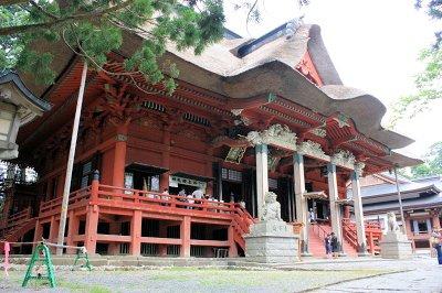 出羽三神神社