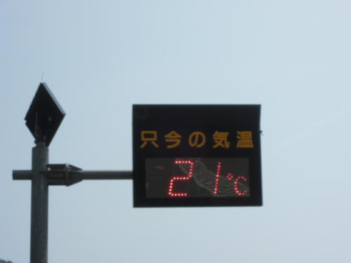 4月28日の気温