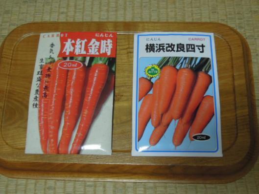7月に種蒔きする野菜 H25