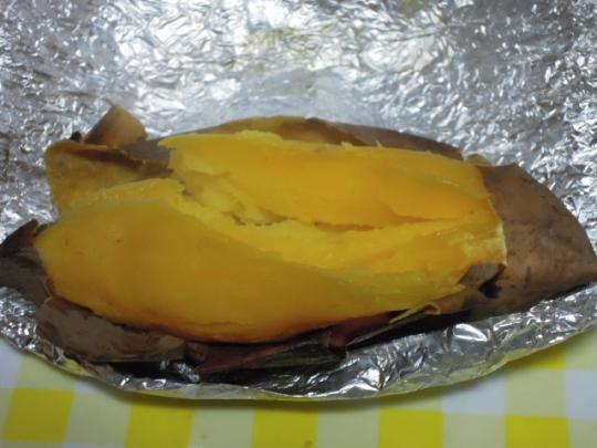 安納芋の焼き芋02 2511