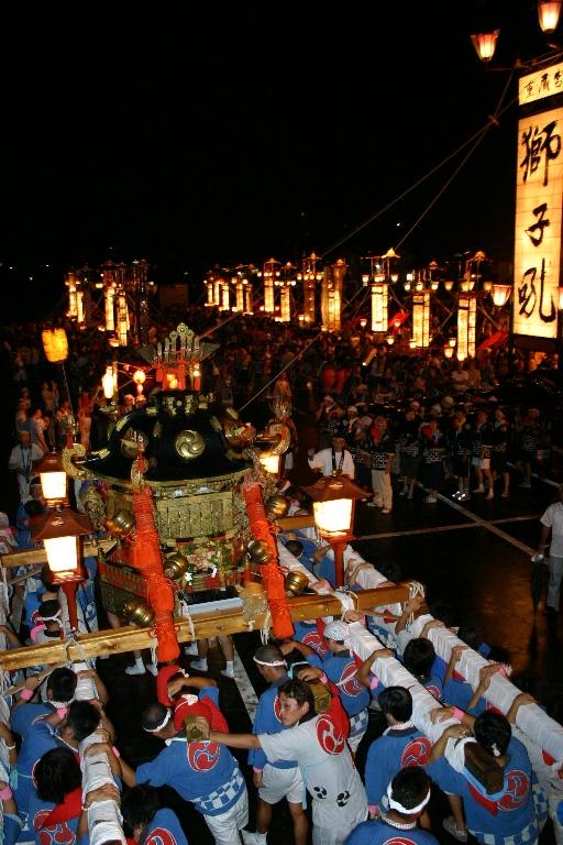 輪島大祭(重蔵神社大祭)