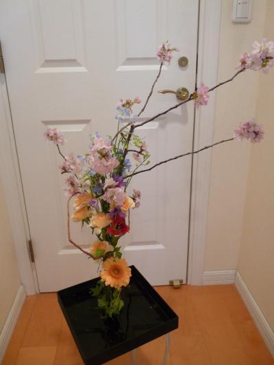 2013.4.11お花