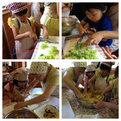 2013.7.4料理教室4