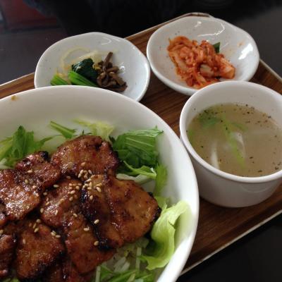 2013.10.31韓国料理3