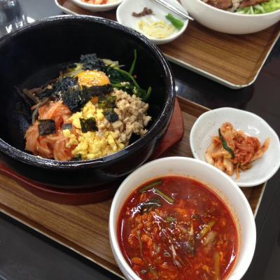 2013.10.31韓国料理