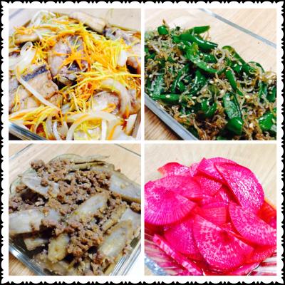 2013.11.6野菜惣菜