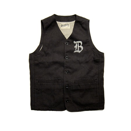 14-VE007PT SFC WORKERS VEST blk 1
