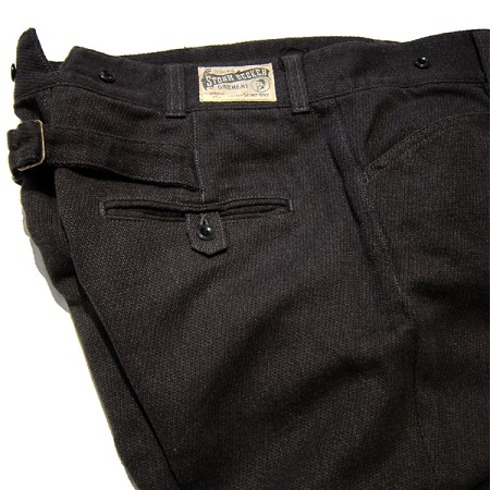 14-PT033 SFC WORKERS PANTS blk 4