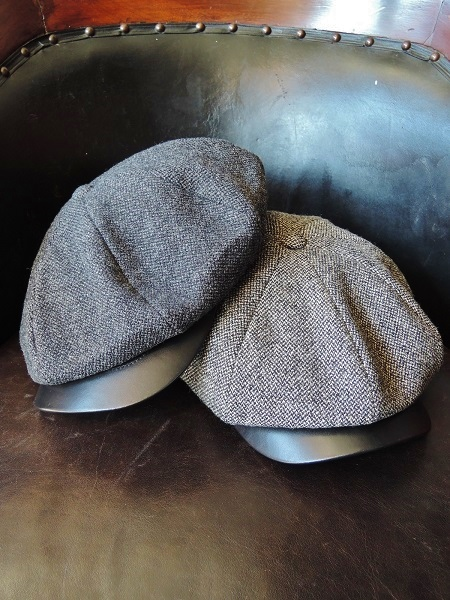 STORM BECKER TWEED BECK CASQUETTE (1)