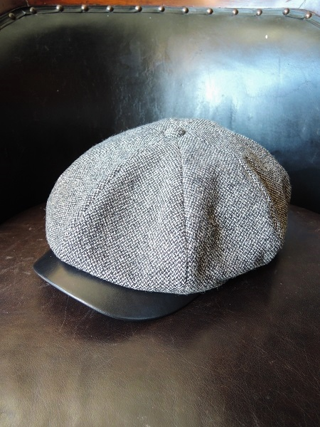 STORM BECKER TWEED BECK CASQUETTE (5)